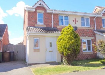 Thumbnail 3 bed semi-detached house for sale in Goodwood Way, Lincoln