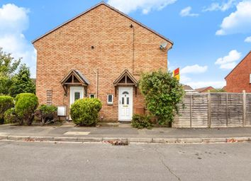 Thumbnail 1 bedroom terraced house for sale in Braemore Close, Thatcham
