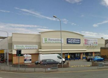 Thumbnail Retail premises for sale in The Bridge Retail Park, Vale Road, Rhyl