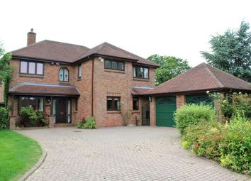 Thumbnail Detached house for sale in Birchways, Appleton, Cheshire
