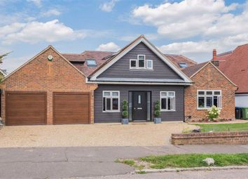 Thumbnail 4 bed detached house for sale in Parkgate Crescent, Hadley Wood, Hertfordshire