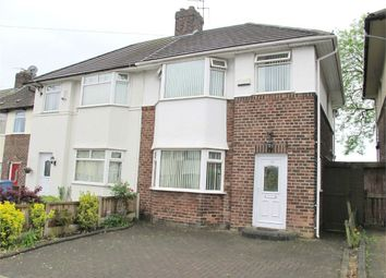 Thumbnail 3 bed semi-detached house for sale in Glenconner Road, Childwall, Liverpool, Merseyside