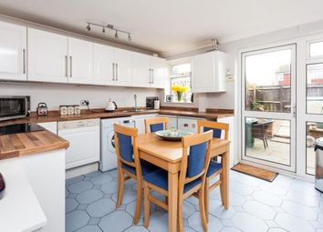 Thumbnail 2 bed terraced house for sale in Kingsley Road, Meath Green Estate, Horley, Surrey