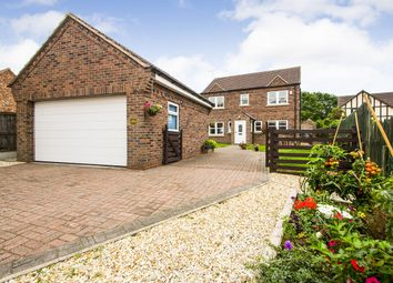 Thumbnail 5 bed detached house for sale in Cross Street, Crowle, Scunthorpe