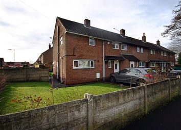 Thumbnail 3 bed end terrace house for sale in Clough Avenue, Westhoughton