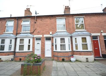 Thumbnail 2 bed terraced house for sale in Thurgarton Avenue, Sneinton, Nottingham