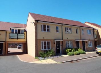 Thumbnail 2 bedroom end terrace house for sale in Leyland Road, Dunstable, Bedfordshire