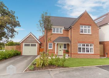 Thumbnail 4 bed detached house for sale in Wentwood Crescent, Clayton-Le-Woods, Chorley