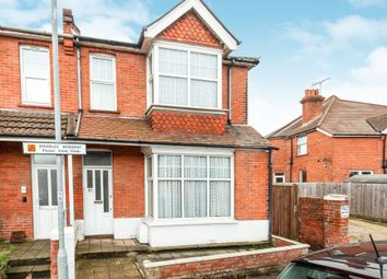 Thumbnail 4 bed semi-detached house for sale in Firle Road, Eastbourne