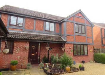Thumbnail 4 bed property to rent in Countisbury, Furzton, Milton Keynes