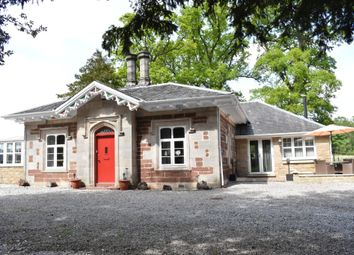 Thumbnail 3 bed detached bungalow for sale in Stockiemuir Road, Killearn, Stirlingshire