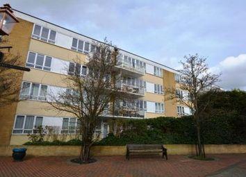 Thumbnail 2 bedroom flat for sale in Wellesley Court, Bathurst Walk, Iver