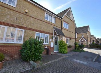 Thumbnail 2 bed terraced house for sale in Wansbeck Close, Great Ashby, Stevenage, Herts