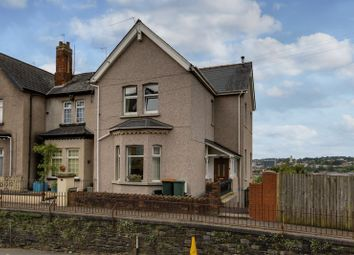 Thumbnail 3 bed semi-detached house for sale in Morden Road, Newport