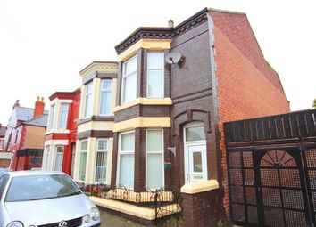 Thumbnail 3 bedroom terraced house for sale in Braddan Avenue, Tuebrook, Liverpool