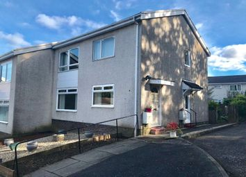 Thumbnail 2 bed flat for sale in Glazert Place, Milton Of Campsie