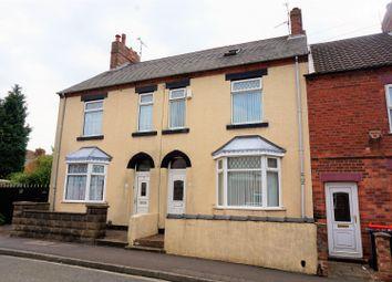 Thumbnail 3 bedroom terraced house for sale in Alexandra Terrace, Stanton Hill, Sutton-In-Ashfield