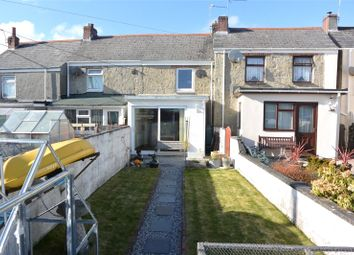 Thumbnail 2 bed terraced house to rent in Rashleigh Place, St Austell, Cornwall
