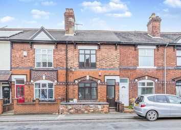 Thumbnail 2 bed terraced house for sale in Dimsdale Parade East, Porthill, Newcastle