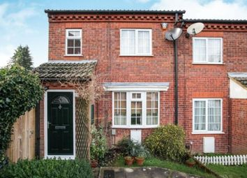 3 bed end terrace house for sale in Ormsby Close, Luton, Bedfordshire LU1