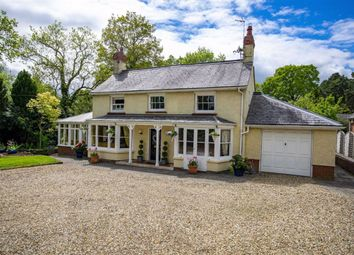 Thumbnail 3 bed detached house for sale in Knockin Heath, Oswestry