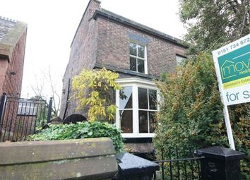 Thumbnail 3 bed semi-detached house for sale in Church Road South, Woolton, Liverpool