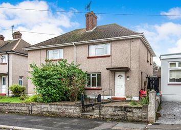 2 bed semi-detached house for sale in Colyer Road, Northfleet, Gravesend, Kent DA11