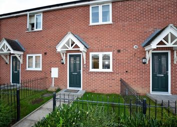Thumbnail 2 bed terraced house to rent in Sycamore Court, Kilburn, Belper, Derbyshire