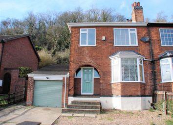 Thumbnail 3 bed semi-detached house for sale in Nottingham Road, Burton Joyce, Nottingham