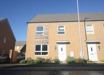 Thumbnail 4 bed semi-detached house to rent in Sparrowbill Way, Patchway, Bristol