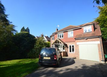 Thumbnail 5 bed detached house to rent in Doods Way, Reigate, Surrey