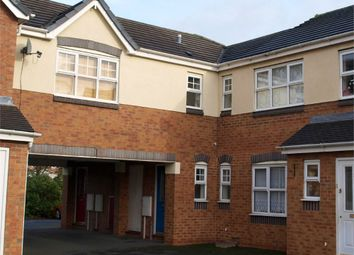 Thumbnail 3 bed town house to rent in Marlow Drive, Branston, Burton-On-Trent, Staffordshire
