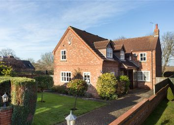 Thumbnail 4 bed detached house for sale in Ferrymans Walk, Nether Poppleton, York, North Yorkshire