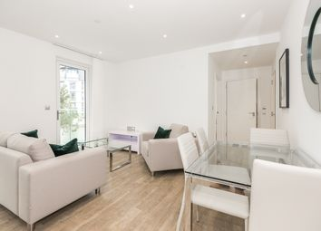 Thumbnail 1 bed flat to rent in Wandsworth Road, Nine Elms