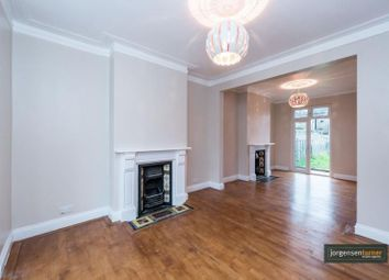 Thumbnail 3 bed terraced house to rent in Hazeldean Road, London