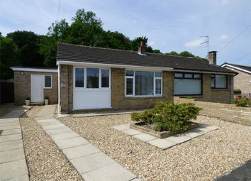 Thumbnail 3 bed semi-detached bungalow for sale in Field View, 33 Gregory Springs Mount, Mirfield