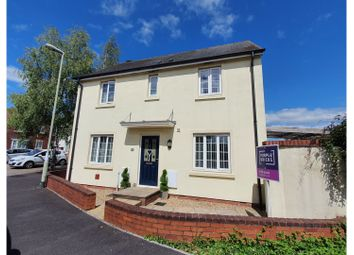 3 bed semi-detached house for sale in Lupin Way, Willand, Cullompton EX15