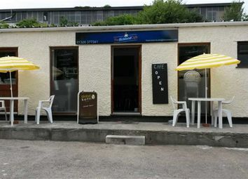 Thumbnail Restaurant/cafe for sale in The Bickland Cafe, Tregoniggie Industrial Estate, Falmouth