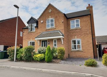 Thumbnail 4 bed detached house for sale in Mayfly Close, Oldbury