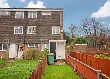 Thumbnail 3 bed flat for sale in Bracken Croft, Chemsley Wood, Birmingham