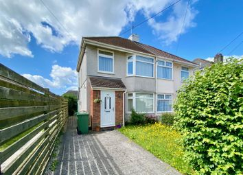 3 bed semi-detached house for sale in Randwick Park Road, Plymstock, Plymouth PL9