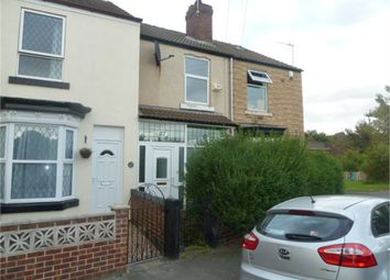Thumbnail 2 bed terraced house for sale in New Station Road, Swinton, Mexborough, South Yorkshire