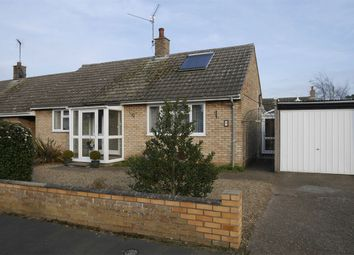 Thumbnail 2 bed semi-detached bungalow for sale in Manor Road, Hilgay, Downham Market