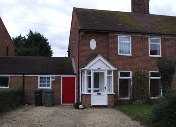 Churchill Crescent, Thame, Oxfordshire OX9. 3 bed semi-detached house