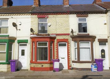 Thumbnail 2 bed terraced house to rent in Sedley Street, Anfield, Liverpool