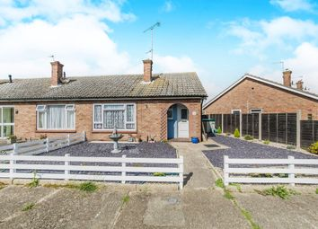 Thumbnail 1 bedroom semi-detached bungalow for sale in Creekhurst Close, Brightlingsea, Colchester