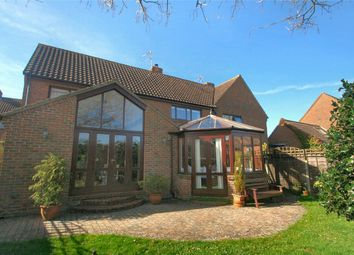Thumbnail 4 bed semi-detached house for sale in Bramley Close, Kingswood, Wotton-Under-Edge, Gloucestershire