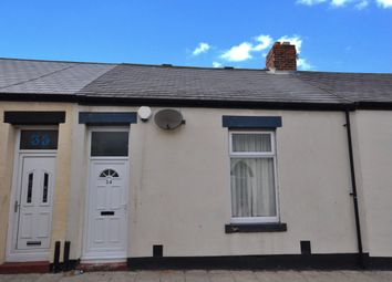 Thumbnail 2 bed cottage for sale in Ridley Terrace, Hendon, Sunderland