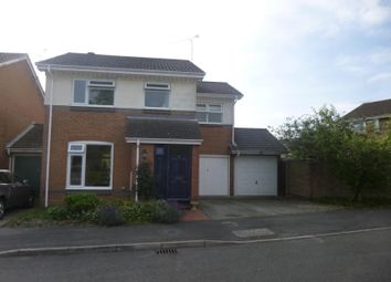 Thumbnail 3 bed detached house to rent in Broom Field, Lightwater, Surrey