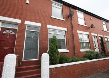 Thumbnail 2 bed terraced house for sale in Milton Road, Prestwich, Manchester